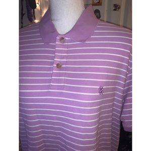 Purple iZod Polo Short Sleeve 💜